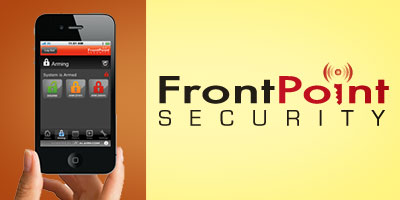 FrontPoint Home Security iPhone App